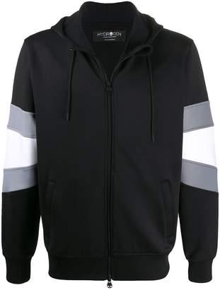 Hydrogen L.A FZ zip hoodie