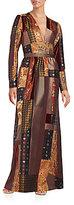 Etro Patchwork Gown