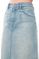 Helmut Lang 5 Pocket Knee Length Skirt