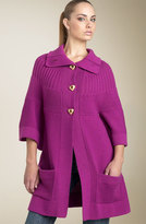 Sara Berman Knit Swing Coat