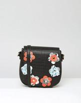 Asos Festival Flower Cross Body Bag
