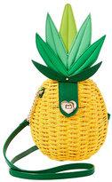 Betsey Johnson Kitsch Pineapple Crossbody