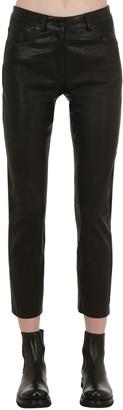 Belstaff Mistley Leather Pants