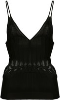 Dion Lee braided cami top