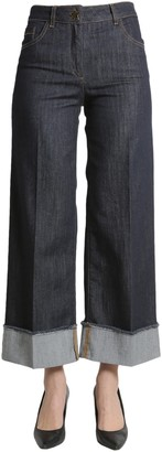Boutique Moschino Wide Jeans