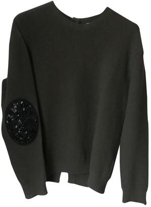 N°21 N21 Khaki Wool Knitwear for Women