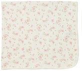 Little Me Vintage Rose Blanket