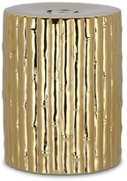 Apt2B Bamboo Shoot Garden Stool GOLD