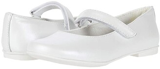 Primigi 54375 (Toddler/Little Kid/Big Kid) (White) Girl's Shoes