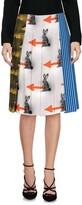 Prada Knee length skirts - Item 35323346