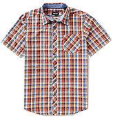 Marmot Ridgecrest Short-Sleeve Plaid Supplex® Shirt