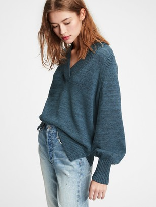 Gap Crossover V-Neck Sweater