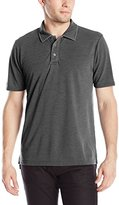Threads 4 Thought Men's Sustainable Vintage Wash Polo