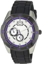 Ecko Unlimited Men's E13515G2 The Phase Dial Resin Strap Watch