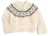 Tea Collection Infant Girl's Mori Cardigan