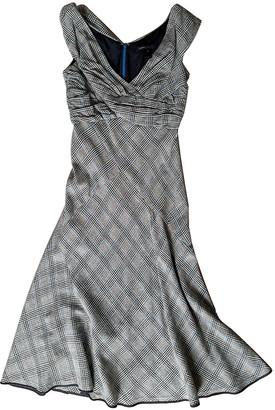 Marc by Marc Jacobs Grey Cotton Dresses