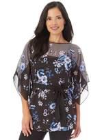 Apt. 9 Women's Kimono Tie Top