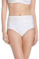 Kate Spade Women's Half Moon Bay High Waist Bikini Bottoms
