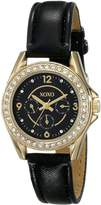 XOXO Women's XO3406 Analog Display Analog Quartz Watch
