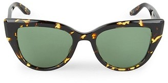 Barton Perreira Wahine 52MM Cat Eye Sunglasses