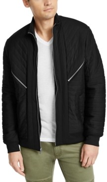 INC International Concepts Inc Men's Burton Quilted Jacket, Created for Macy's