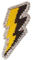 Shourouk Emojibling lightning brooch