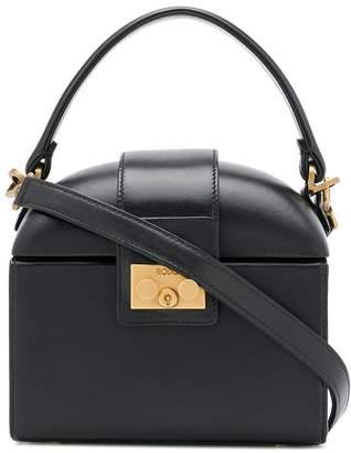 Rodo box shoulder bag