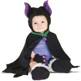 Rubie's Costume Co Lil Bat Caped Baby Costume 3-12 Months