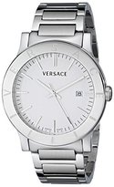 Versace Men's VQB050000 Acron Stainless Steel Watch