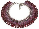 Venessa Arizaga 'Sangria Sunrise' necklace