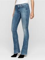 Calvin Klein Jeans Sculpted Mid Blue Vintage Bootcut Jeans