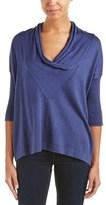 Cullen Silk & Cashmere-blend Sweater.