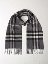 White Stuff Calum check scarf