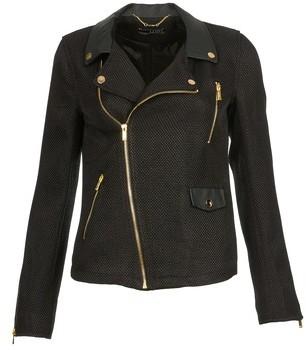La City HILARIA women's Jacket in Black