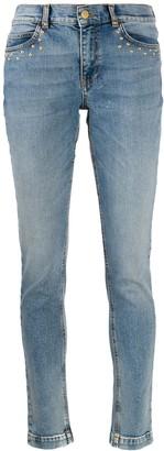 Escada Sport faded skinny jeans