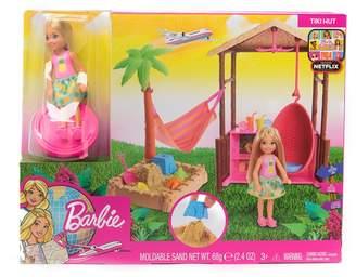 Mattel Barbie(R) Dreamhouse Adventures(TM) Tiki Hut