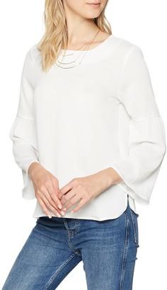Only Women's Onlcaroline Bell Sleeve Top WVN Blouse
