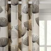 Sanderson Dandelion Clocks Lined Eyelet Curtains