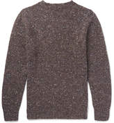 Anderson & Sheppard - Donegal Wool and Cashmere-Blend Sweater