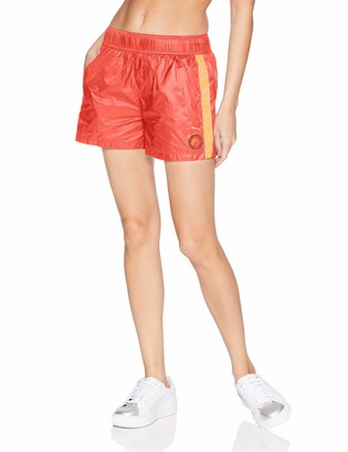 Puma Women's Fenty Tearaway Mini Shorts