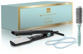 Cortex Professional BE. Allure 1.5 Flat Iron & Be.Professional Thermolon Non-Stick 1.5 Bamboo Bristle Brush