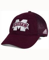 adidas Mississippi State Bulldogs Coach Meshback Flex Cap