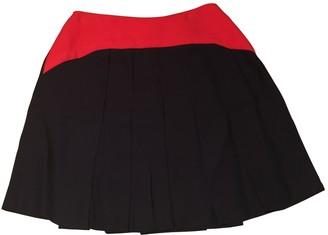 Miu Miu Blue Cotton - elasthane Skirt for Women