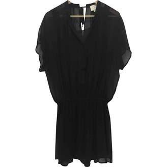 Band Of Outsiders Black Silk Dress for Women