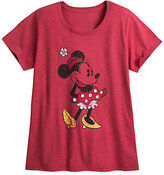 Disney Minnie Mouse Classic Tee for Women - Plus Size