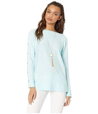 Lilly Pulitzer Milton Boat Neck Sweater