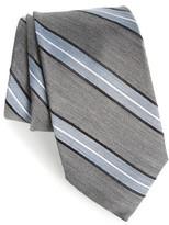 Nordstrom Men's Peralba Stripe Silk Blend Tie
