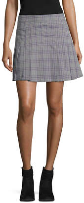 Arizona Womens Short Skater Skirt-Juniors