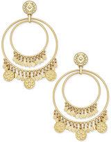 Kate Spade Gold-Tone Statement Earrings