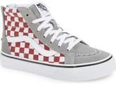 Vans 'Sk8-Hi Zip' Sneaker (Toddler, Little Kid & Big Kid)